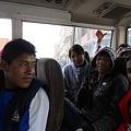 Photos: バスで一緒になったポトシの子達