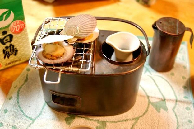 燗銅壺3号機 「瑞鶴」 燗酒 燗あがり Sake warmer