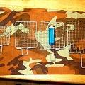 燗銅壺 焼き網自作 4種