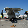 写真: E-2C VAW-115 LIBERTY BELLS