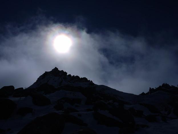 宝剣と太陽