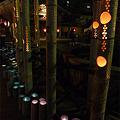 湯の端公園横@山鹿灯籠浪漫(4)