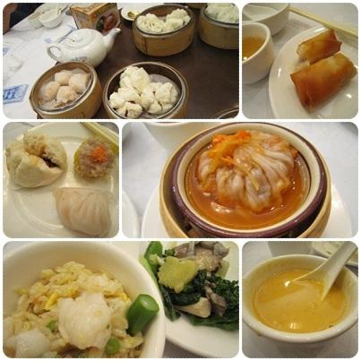20110930 【香港】飲茶ランチ