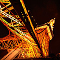 Photos: 東京タワーと夜