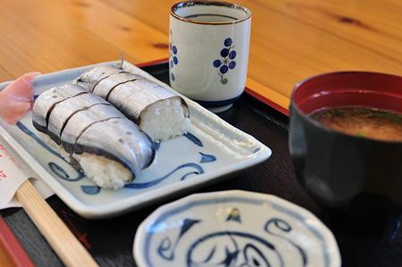 さんま寿司(道の駅・熊野きのくに【三重】