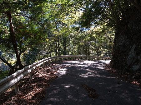 国道169号線・小谷トンネル旧道