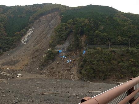 国道168号線・台風12号その後-9