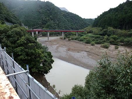 R424:日高川の状況・2