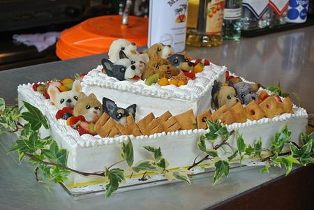 パーティケーキ