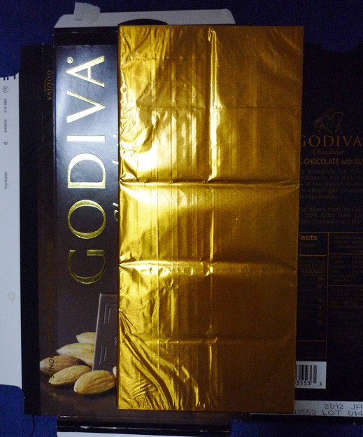 GODIVA ダークチョコレート2