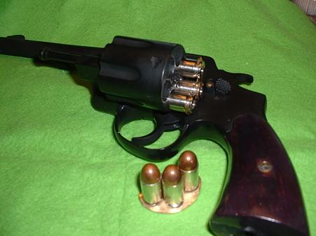 東京マルイ「M29」ベース「S&W M1917」MGC GM-5用ダミーカートが装填できるDoburoku-TAO