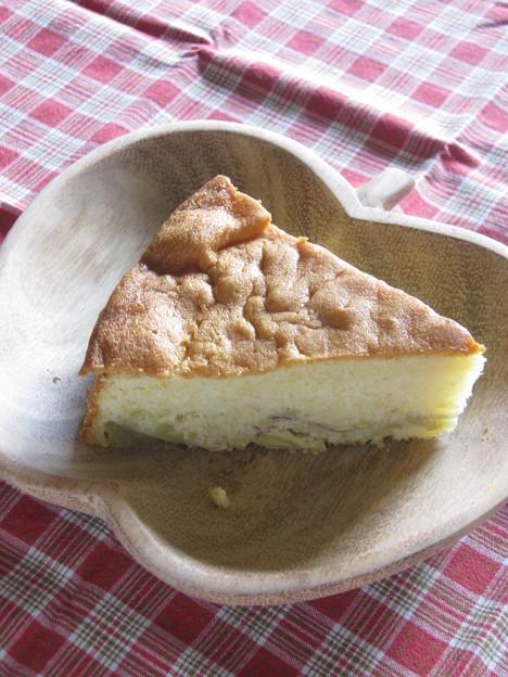 お芋のバターケーキ