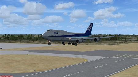 FSX B747-400 (2)