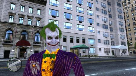 GTAIV Joker