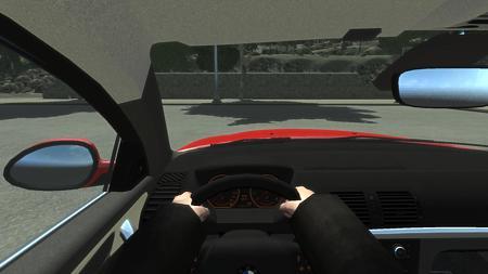 GTAIV BMW 1シリーズ120I 車内