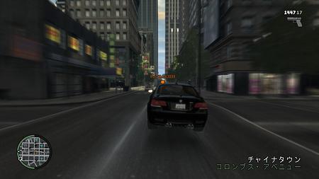 GTAIV 速いw